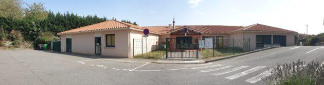 Panoramique Ecole maternelle Jules Ferry Sainte Foy de peyrolières